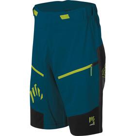 Karpos Rapid Pantalones cortos holgados Hombre, moroccan blue/black
